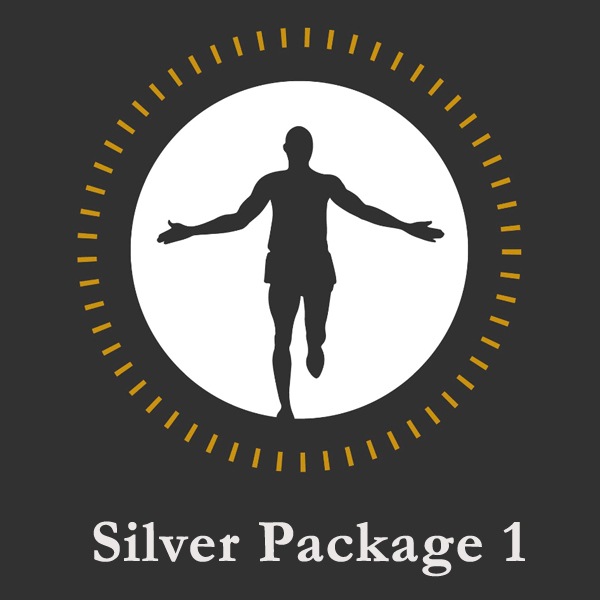 The Sports Recovery Suite Silver Package 1