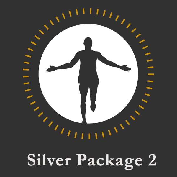 The Sports Recovery Suite Silver Package 2
