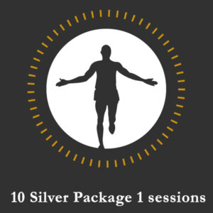 10 Silver Package 1 sessions