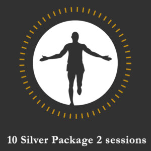 10 Silver Package 2 Sessions